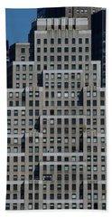120 Wall Street Nyc Hand Towel