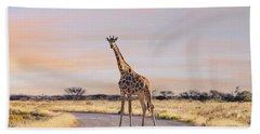 Etosha - Namibia Hand Towel