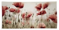 Poppy Dream Hand Towel