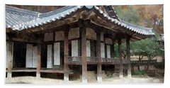 13th Century Korean Home Bath Towel