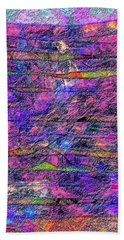 1531 Abstract Thought Bath Towel