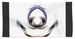 Bath Towel featuring the digital art 165-2015 by John Krakora
