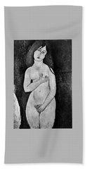 16884 Amedeo Modigliani Hand Towel