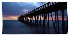17th St. Virginia Beach, Va. Bath Towel