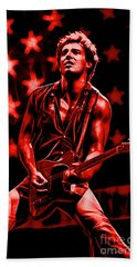 Bruce Springsteen Collection Hand Towel