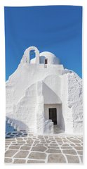 Mykonos / Greece Hand Towel