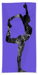 Yoga Collection Hand Towel by Marvin Blaine