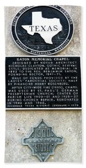 1900 Storm Galveston Bath Towel