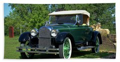 1922 Duesenberg Model A Bath Towel