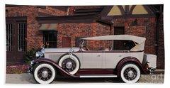 1930 Buick Phaeton Hand Towel