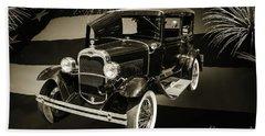 1930 Ford Model A Original Sedan 5538,16 Bath Towel