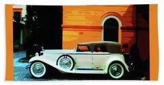 1930 Isotta-fraschini Bath Towel