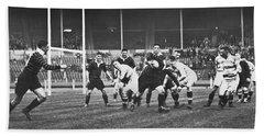 1931 Challenge Cup At Wembley Bath Towel