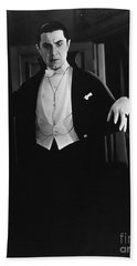 1931 Dracula Bela Lugosi Bath Towel