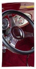 1932 Ford Truck Steering Wheel Hand Towel
