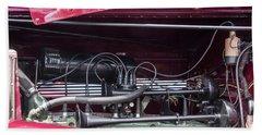 1935 Oldsmobile Motor Hand Towel