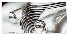 1938 Hispano-suiza H6b Xenia Front Hand Towel