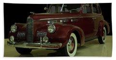 1940 Cadillac Lasalle Hand Towel