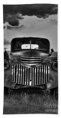 1940's Chevrolet Grille Hand Towel
