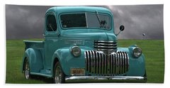 1941 Chevrolet Pickup Truck Hand Towel
