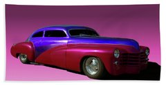 1947 Cadillac Radical Custom Bath Towel