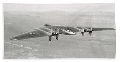 1947 Northrop Flying Wing Hand Towel