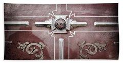 1948 American Lefrance Fire Truck Emblem -0262ac Bath Towel
