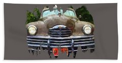 1948 Packard Super 8 Touring Sedan Hand Towel by Thom Zehrfeld