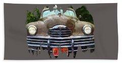 1948 Packard Super 8 Touring Sedan Bath Towel by Thom Zehrfeld