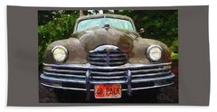 1948 Packard Super 8 Touring Sedan Bath Towel