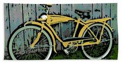 1949 Shelby Donald Duck Bike Hand Towel
