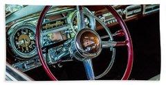1951 Hudson Hornet Hand Towel
