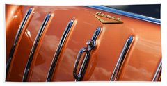 Hand Towel featuring the photograph 1957 Chevrolet Nomad by Gordon Dean II