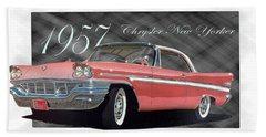1957 Chrysler New Yorker Hand Towel