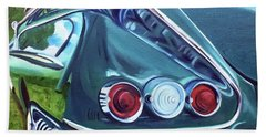 1958 Reflections Bath Towel