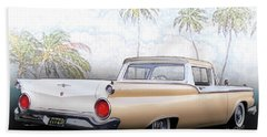 1959 Ford Ranchero 1st Generation Bath Towel