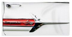 1960 Chevy Impala Logo Bath Towel