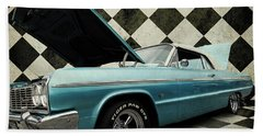 1965 Chevy Impala Bath Towel
