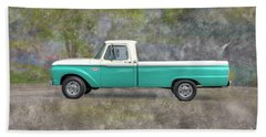 1966 Ford Pickup Bath Towel