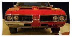 1969 Oldsmobile 442 W-30 Hand Towel