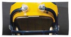 1970s Wolverine Helmet Bath Towel