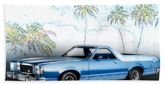 1979 Ranchero Gt 7th Generation 1977-1979 Bath Towel