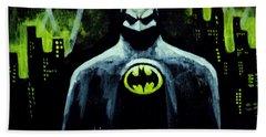 1989 Batman Bath Towel