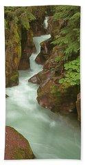 1m8115 Avalanche Gorge Mt Hand Towel
