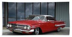 1960 Chevrolet Impala Hand Towel