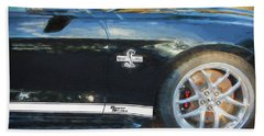 2017 Ford Shelby 50th Anniversary Mustang Super Snake Bath Towel