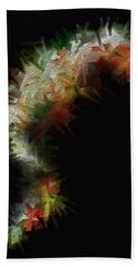 Abstract Art Hand Towel