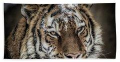Amur Tiger Bath Towel