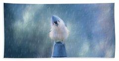 April Showers Hand Towel