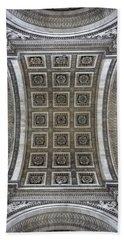 Arc De Triomphe Detail Hand Towel